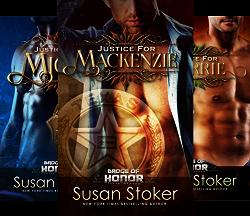 Badge of Honor: Texas Heroes (10 Book Series) by  Susan Stoker