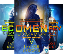 The Isolation Series (3 Book Series) by  Taylor Brooke
