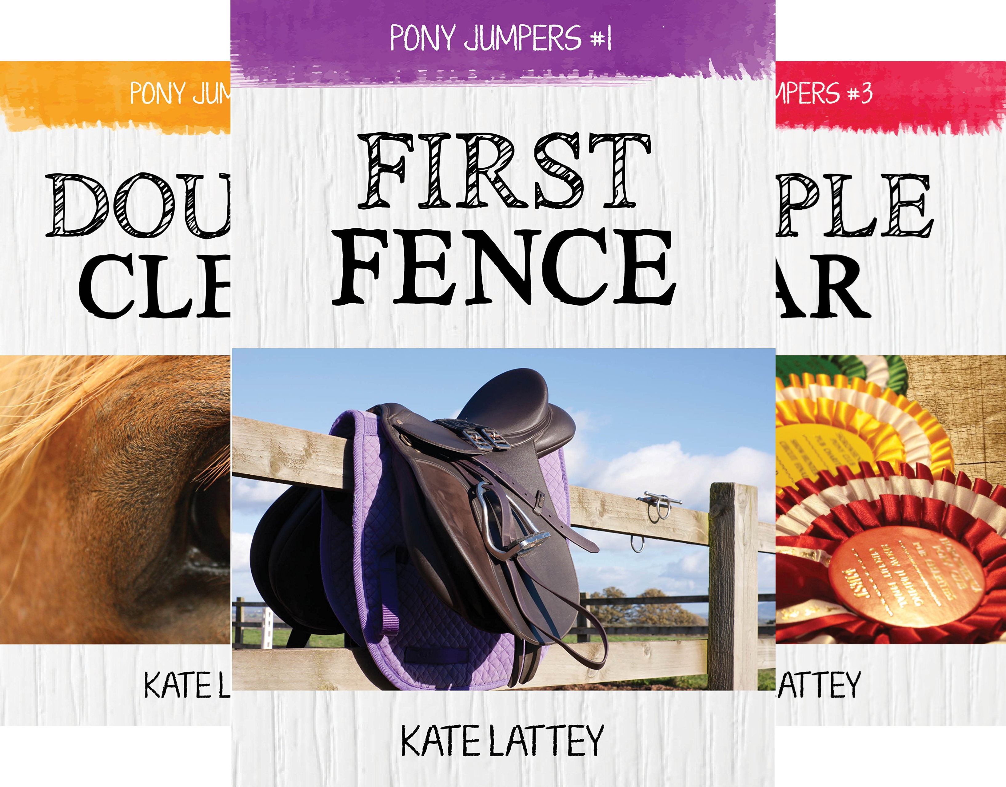 Pony Jumpers (10 Book Series)