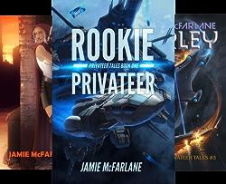 Privateer Tales (11 Book Series) by  Jamie McFarlane