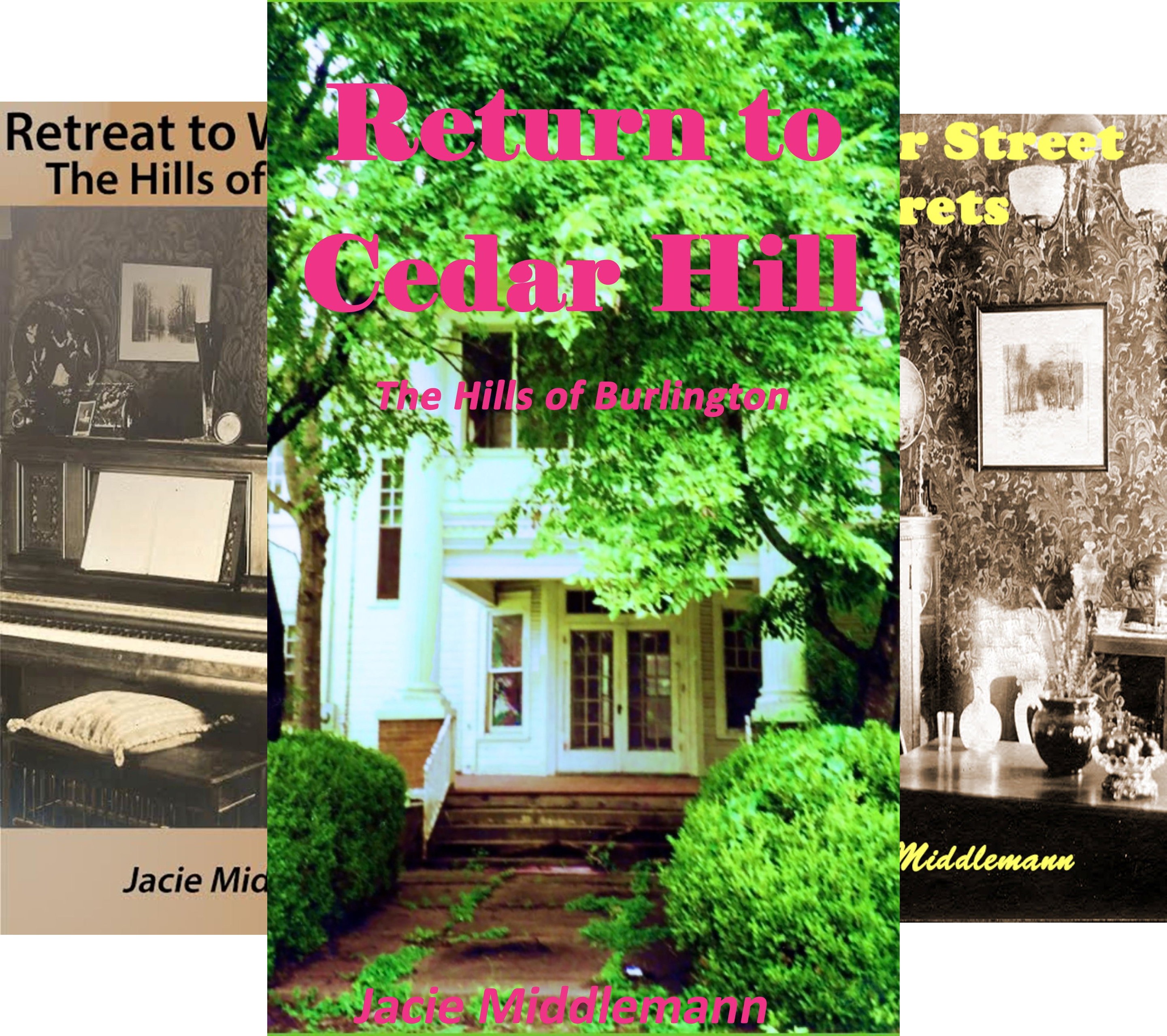 The Hills of Burlington (5 Book - Burlington Am
