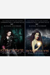 The Aria Knight Chronicles (2 Book Series)