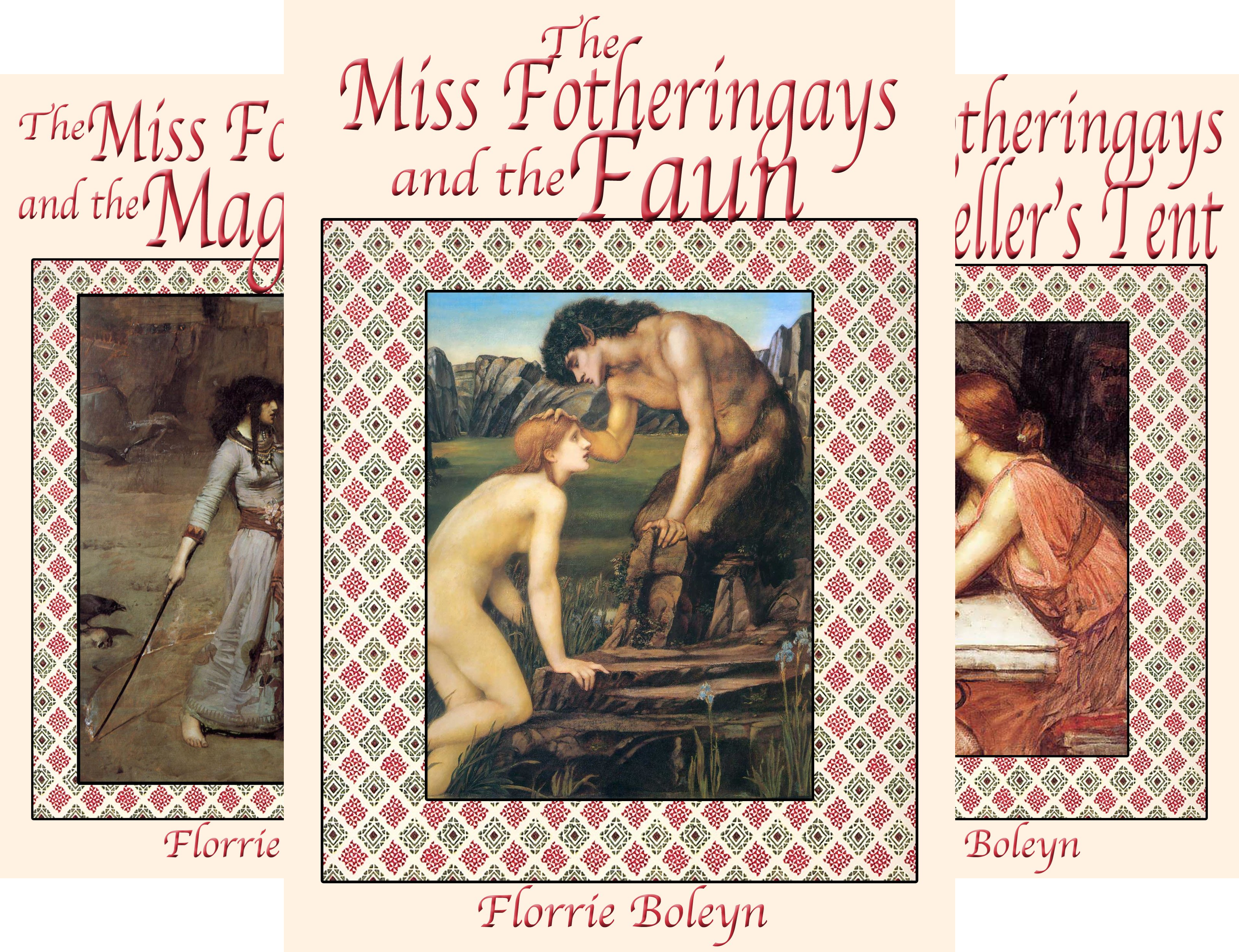 The Miss Fotheringays Investigate (3 Book Series)