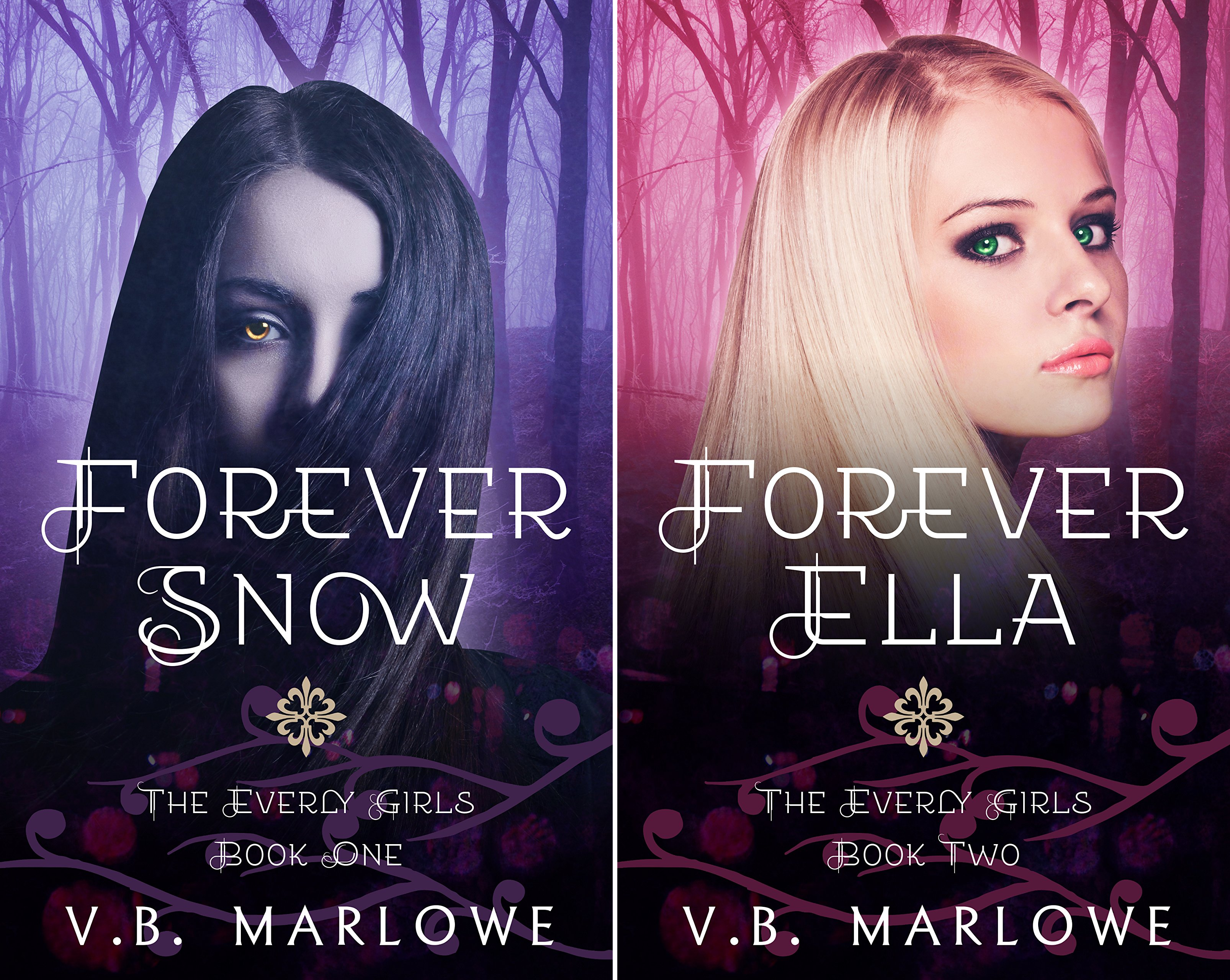The Everly Girls (2 Book Series)