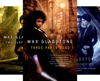 Craft Sequence Kindle Edition by Max Gladstone