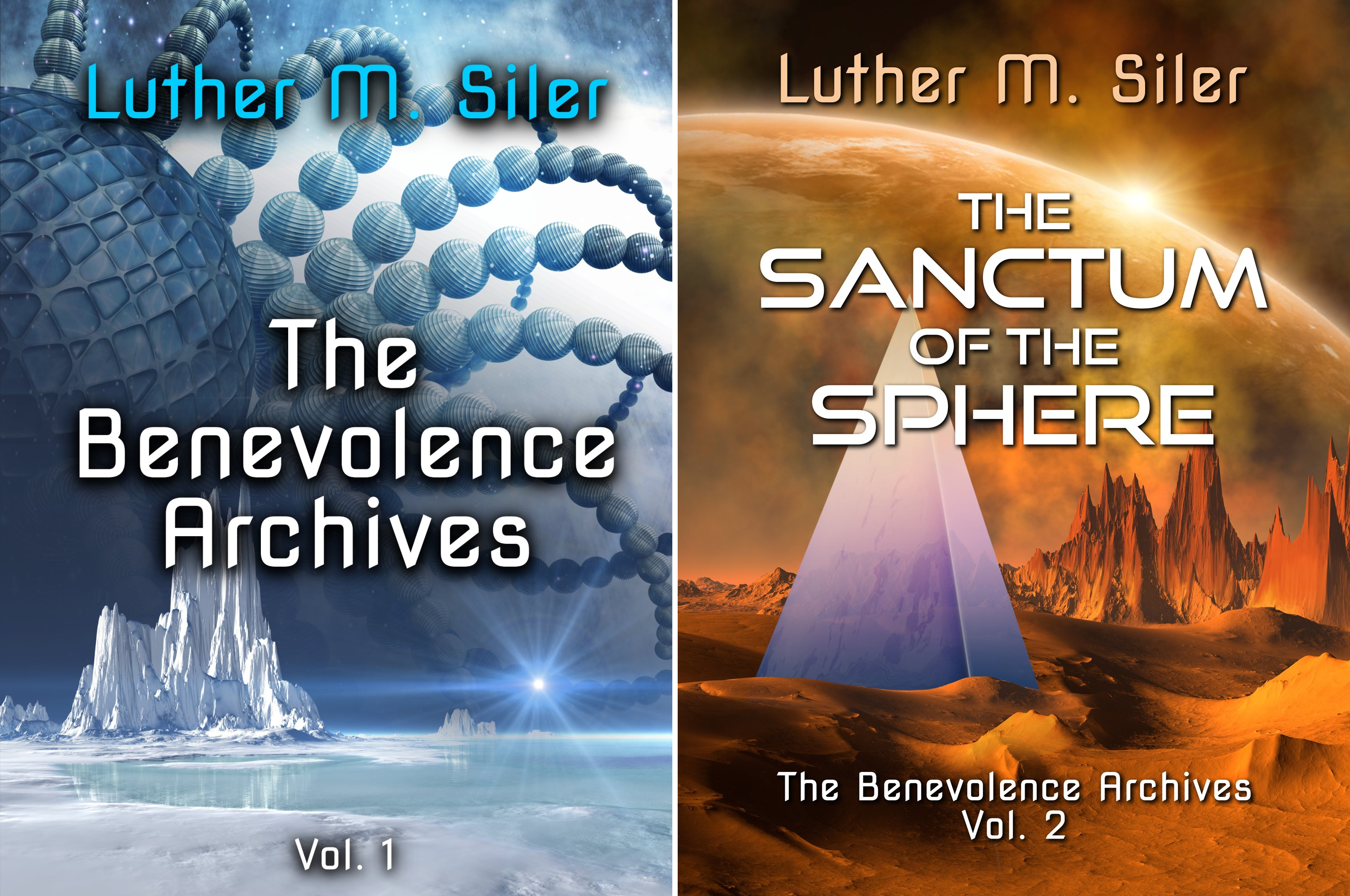 The Benevolence Archives (2 Book Series)