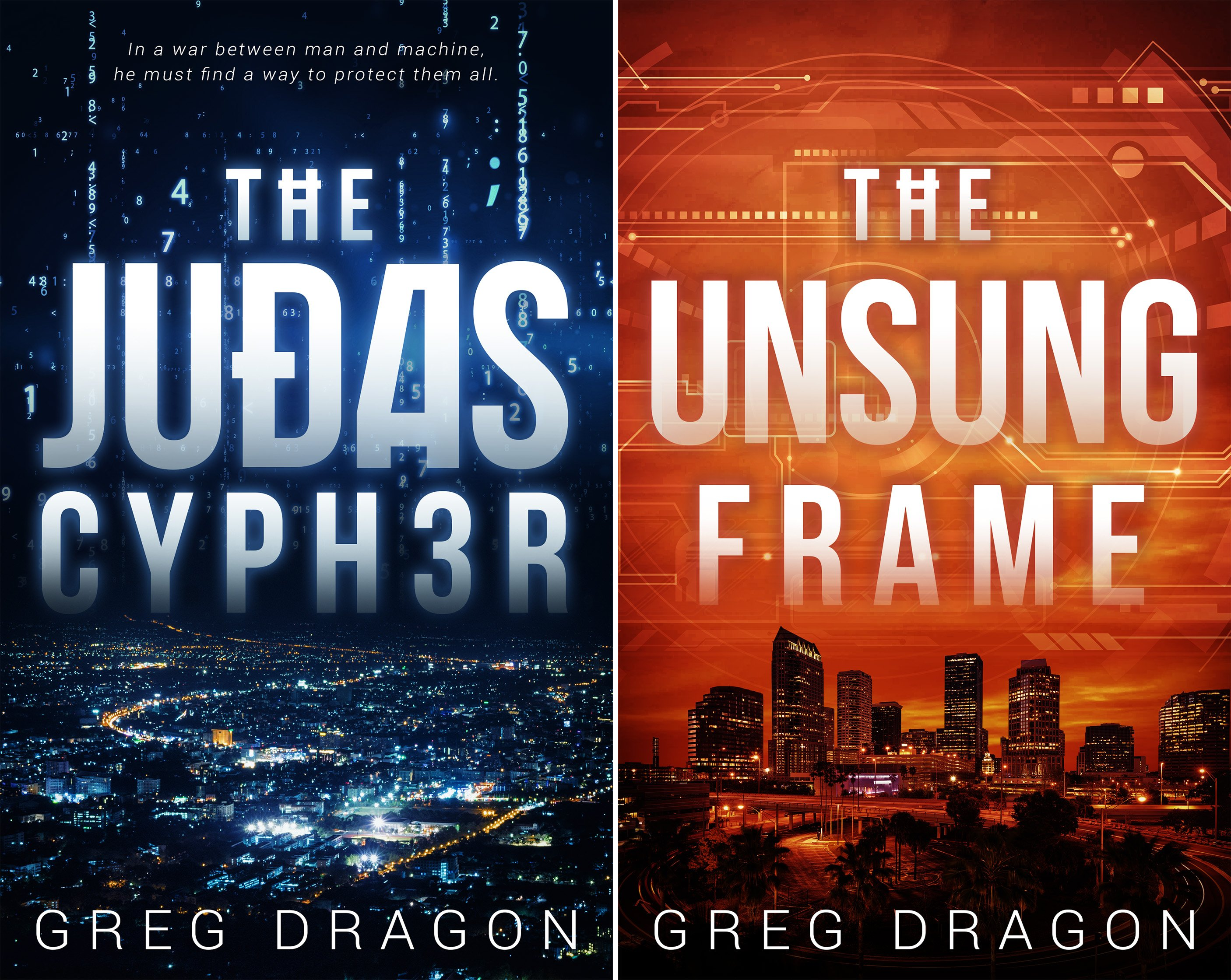 The Synth Crisis (2 Book Series)