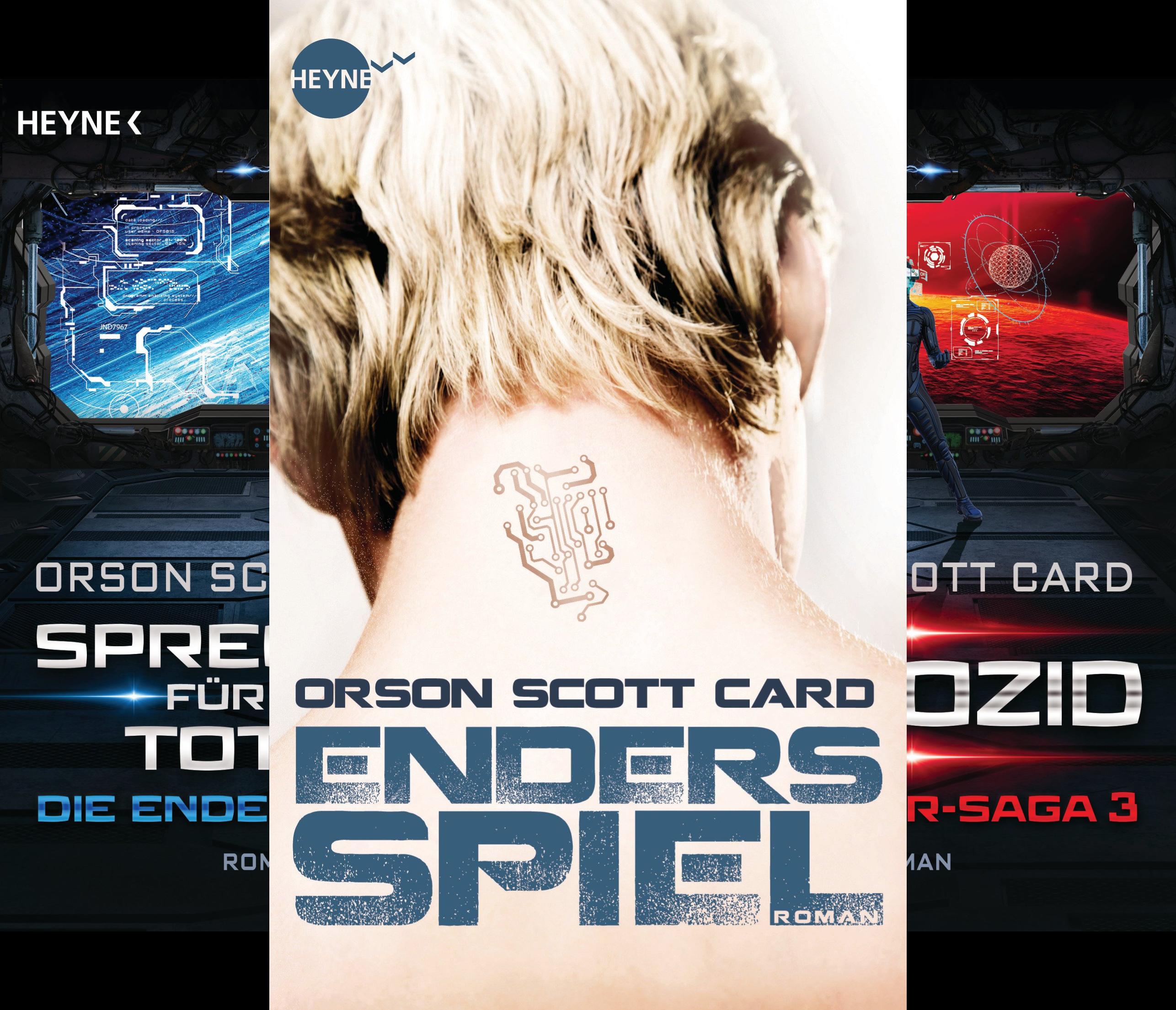 Die Ender-Saga (Reihe in 4 Bänden)