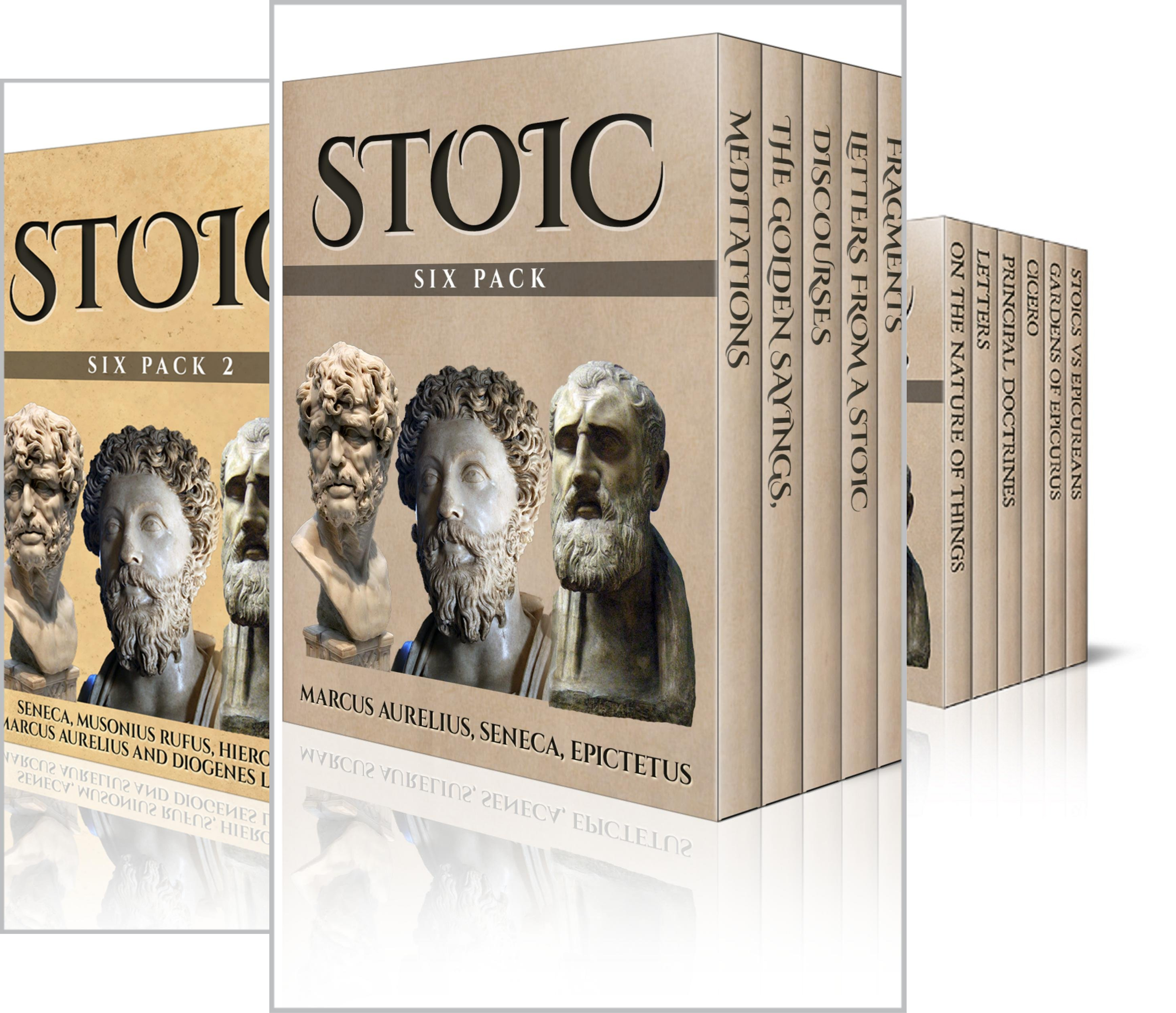 Stoic Six Pack (9 Book Series)