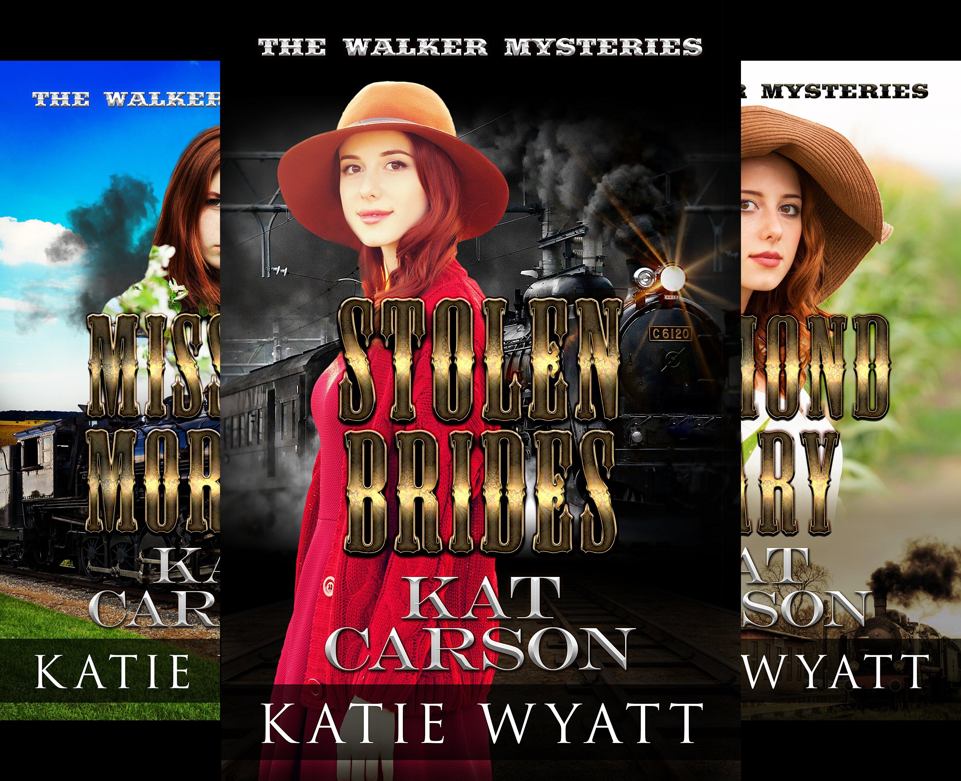 The Walker Mysteries (4 Book Series)
