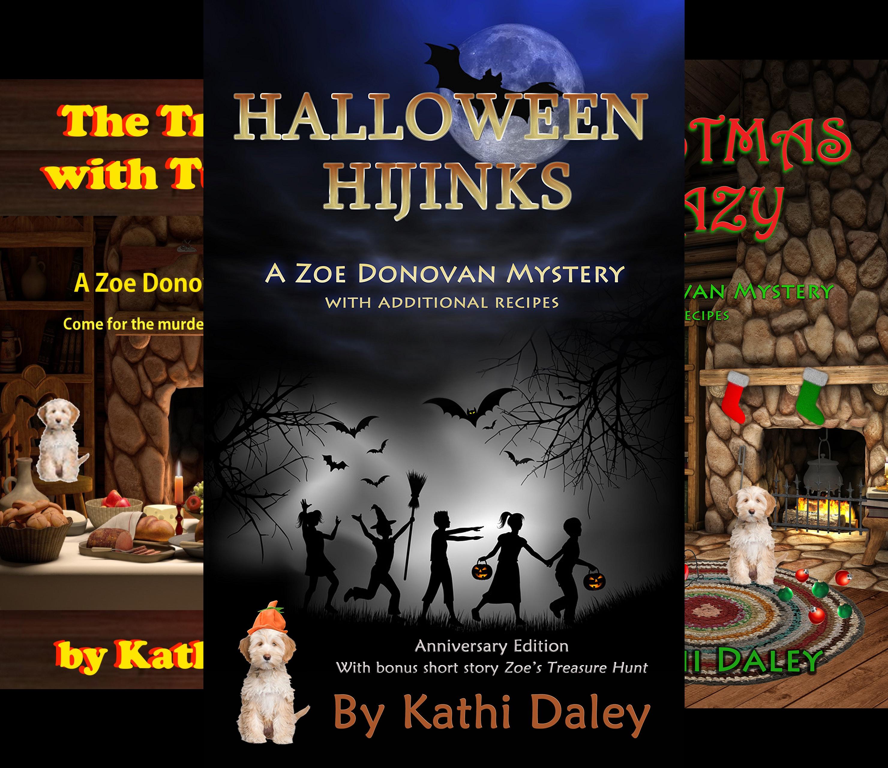 Zoe Donovan Mystery (30 Book Series)