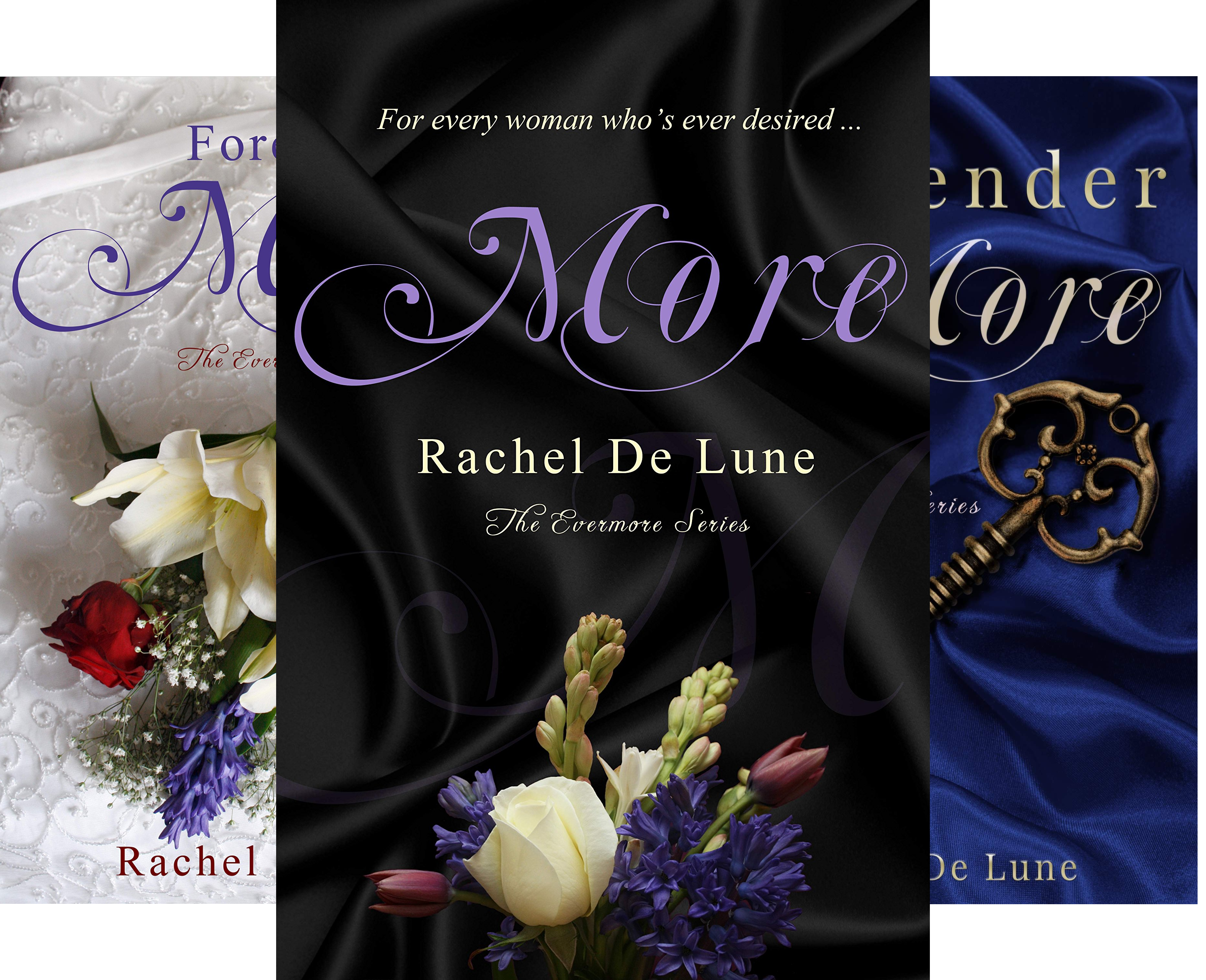 The Evermore Series (4 Book Series)