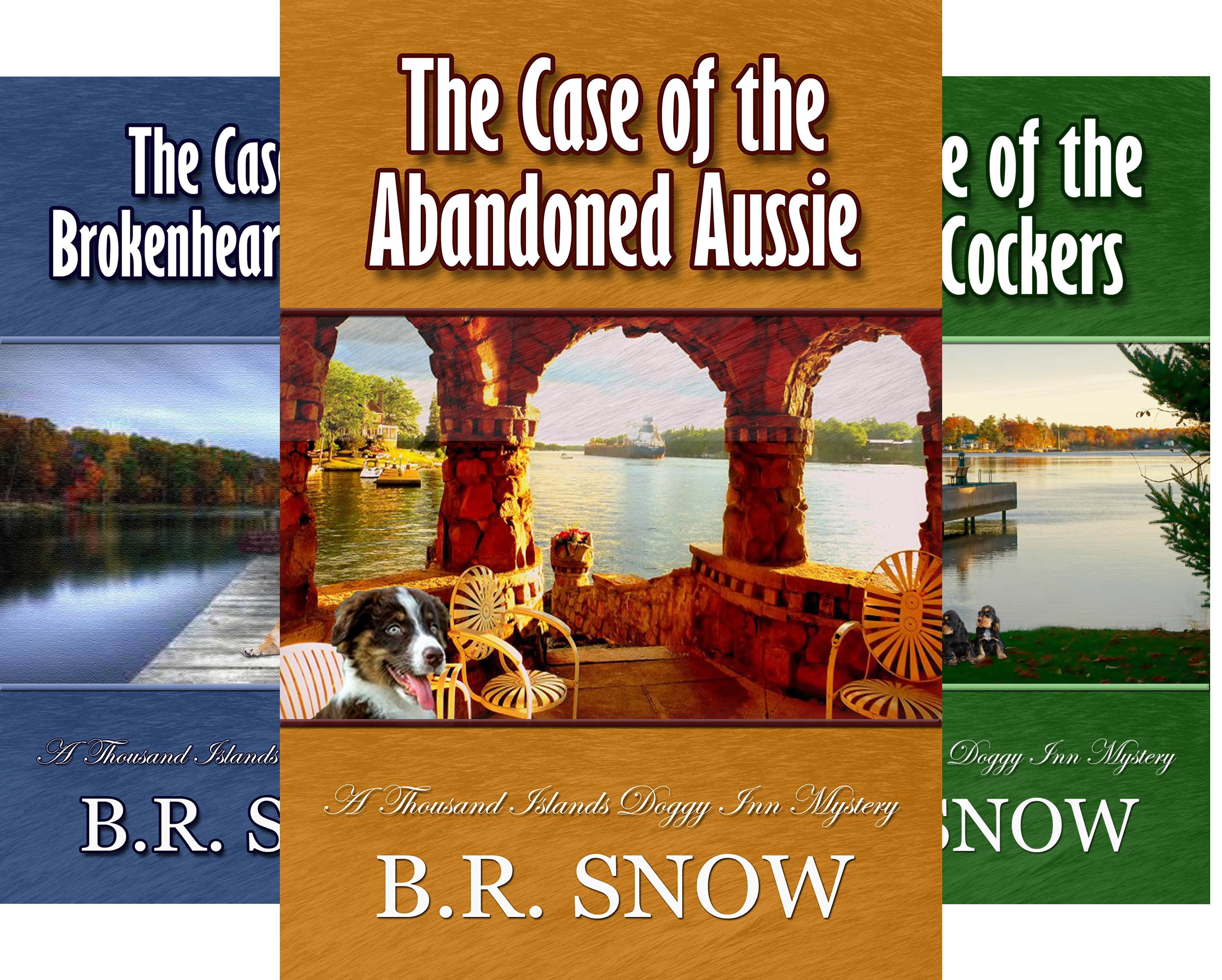 The Thousand Islands Doggy Inn Mysteries (9 Book Series)