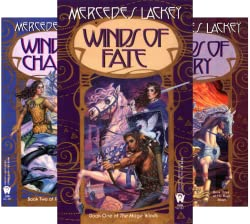 Mage Winds (3 Book Series) Kindle Edition by Mercedes Lackey