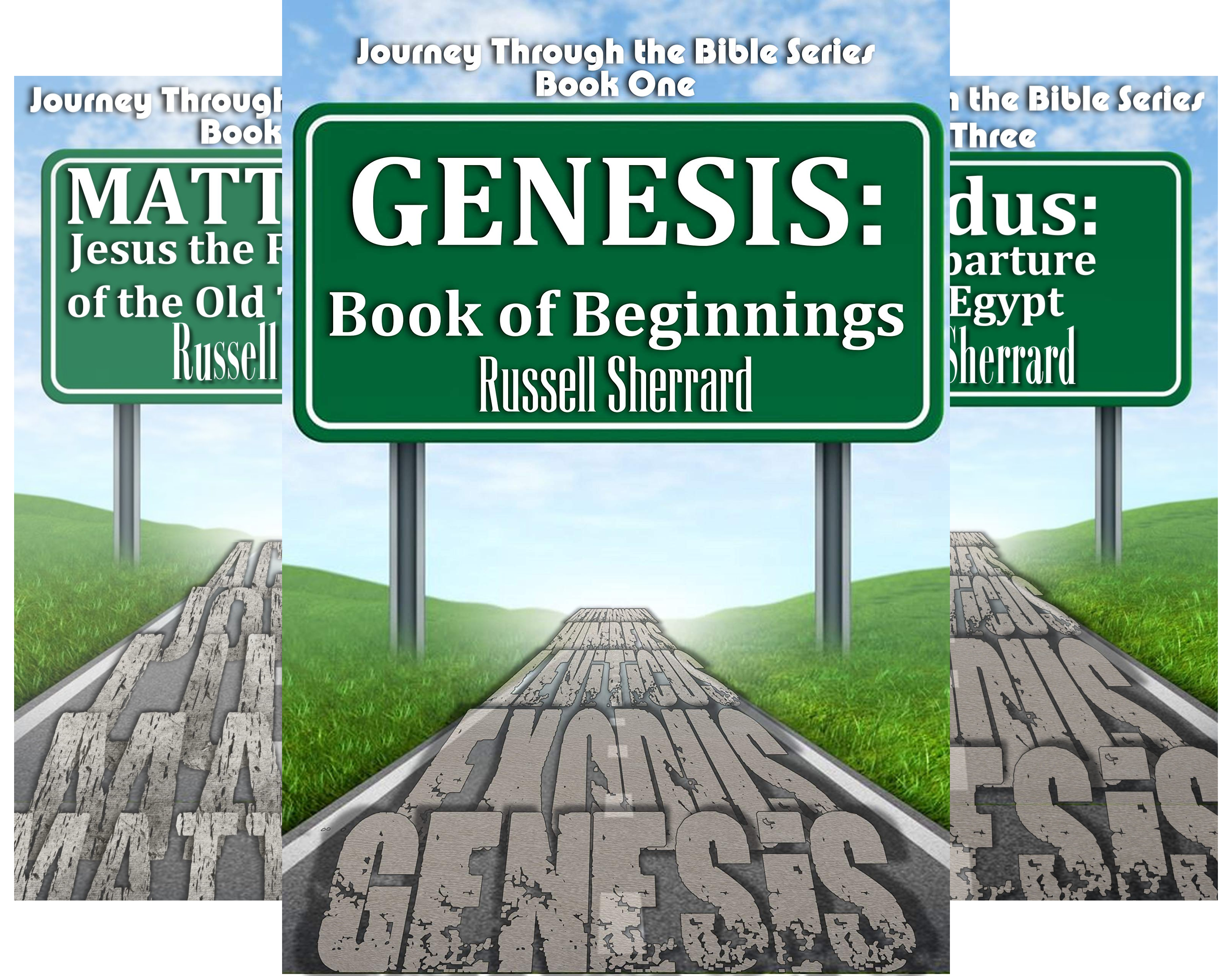 Journey Through the Bible (5 Book Series)