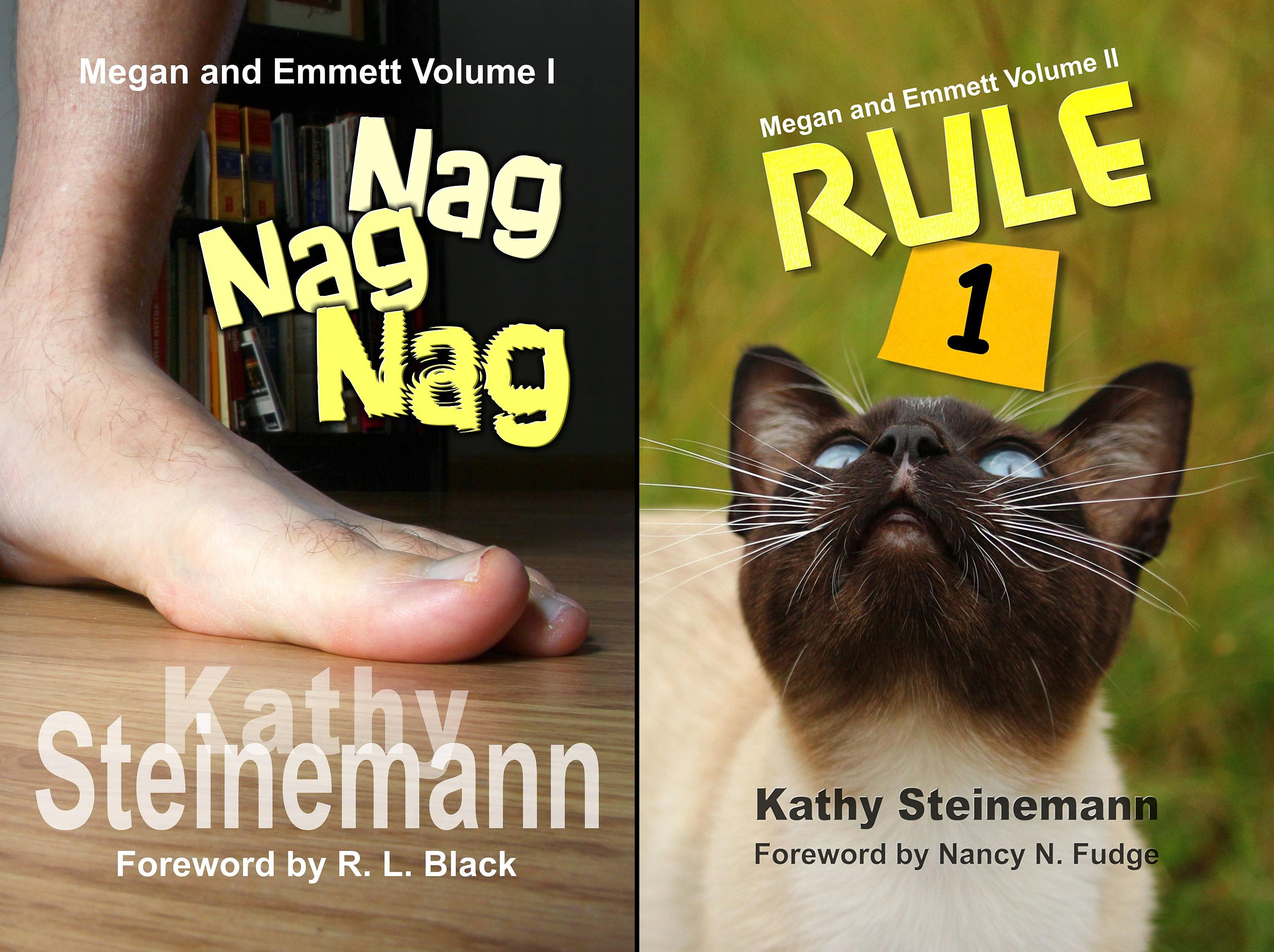Megan and Emmett (2 Book Series)