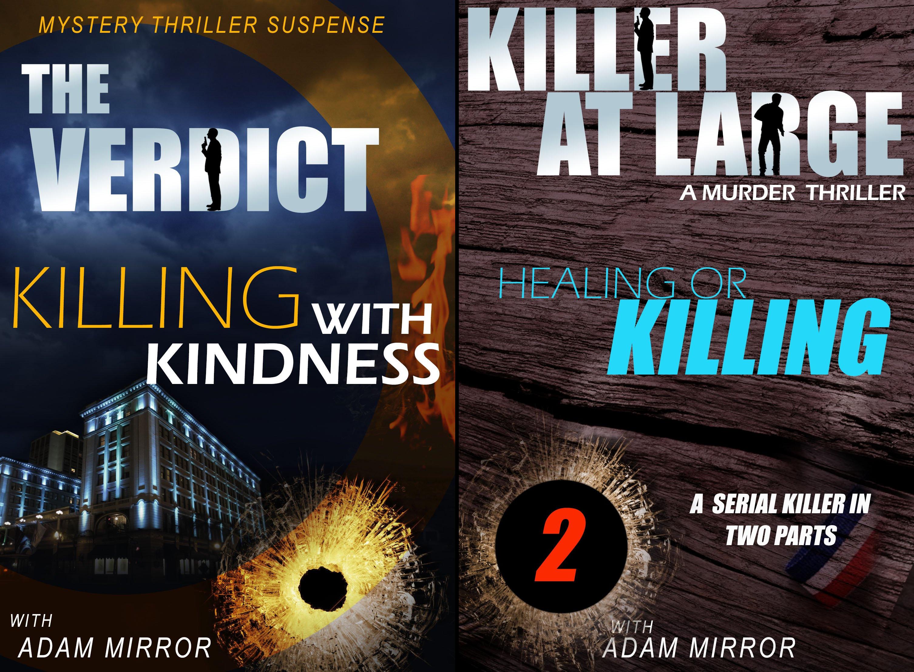 Killer at Large (2 Book Series)