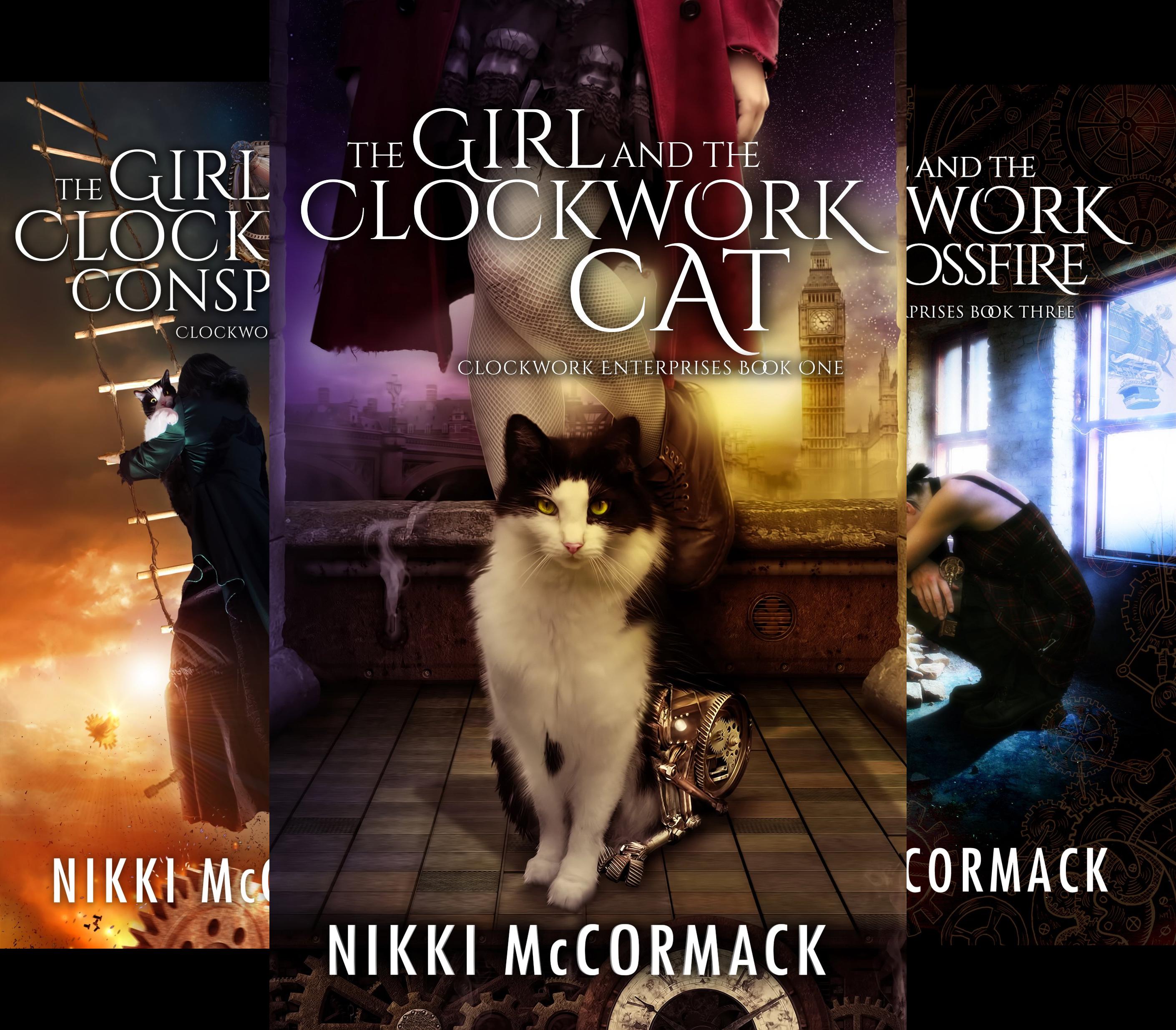 Clockwork Enterprises (3 Book Series)