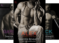 Carolina Cold Fury Hockey (6 Book Series) by  Sawyer Bennett