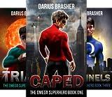 Omega Superhero Series (3 Book Series)