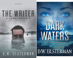San Juan Islands Mystery (2 Book Series) by D.W. Ulsterman