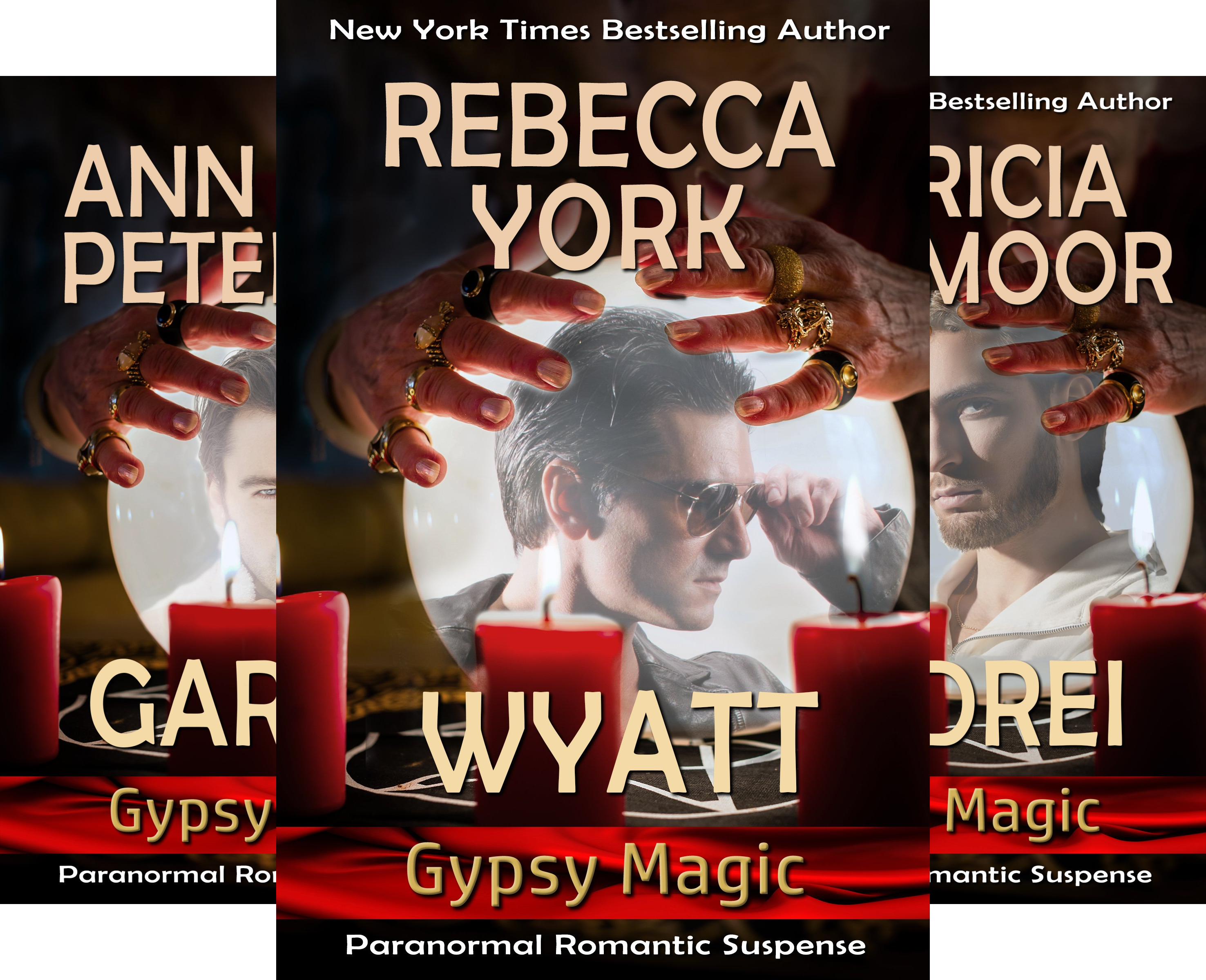 Gypsy Magic (3 Book Series)