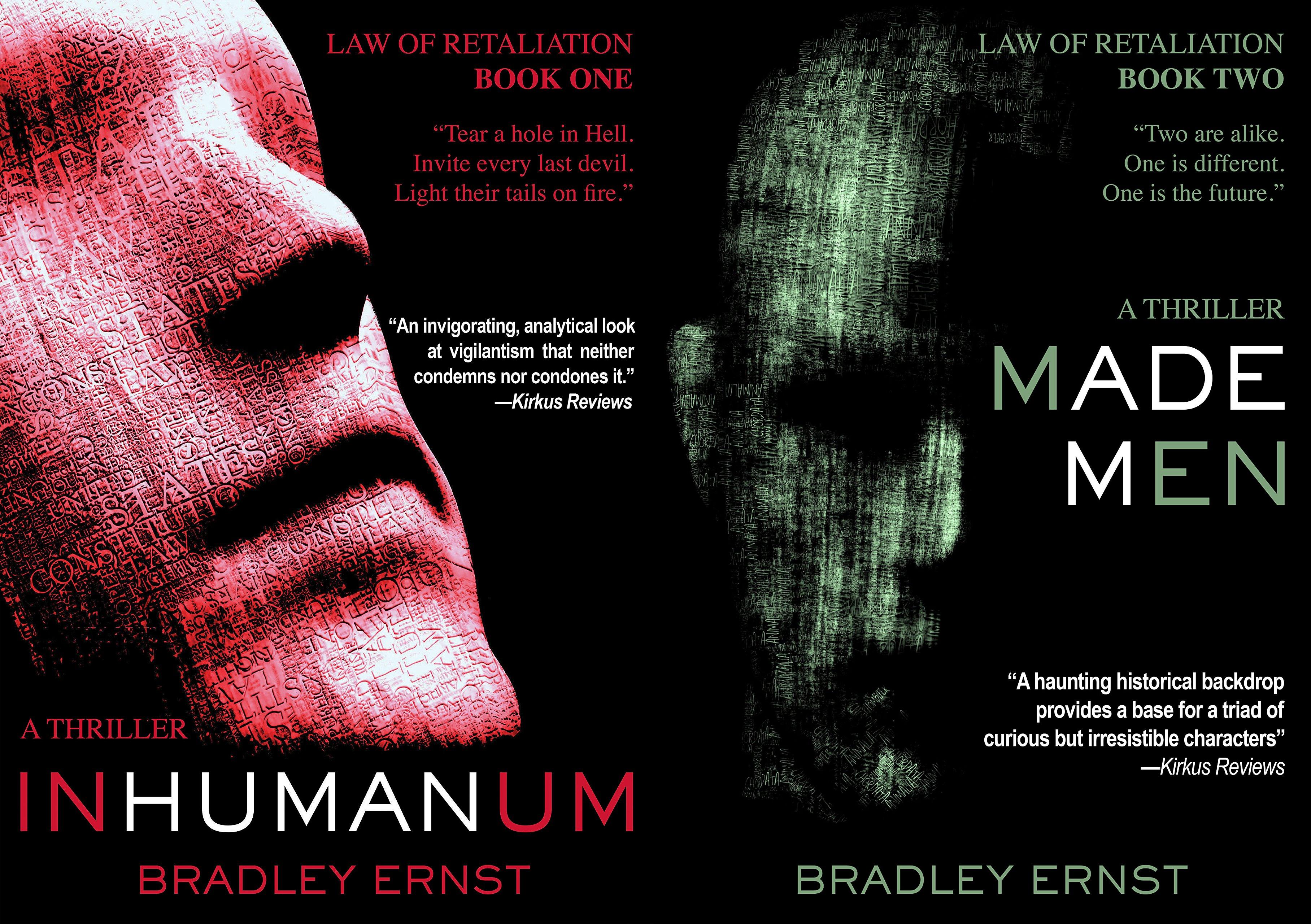 Law of Retaliation (2 Book Series)