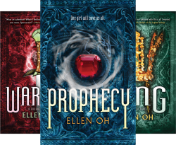Prophecy (3 Book Series) by  Ellen Oh