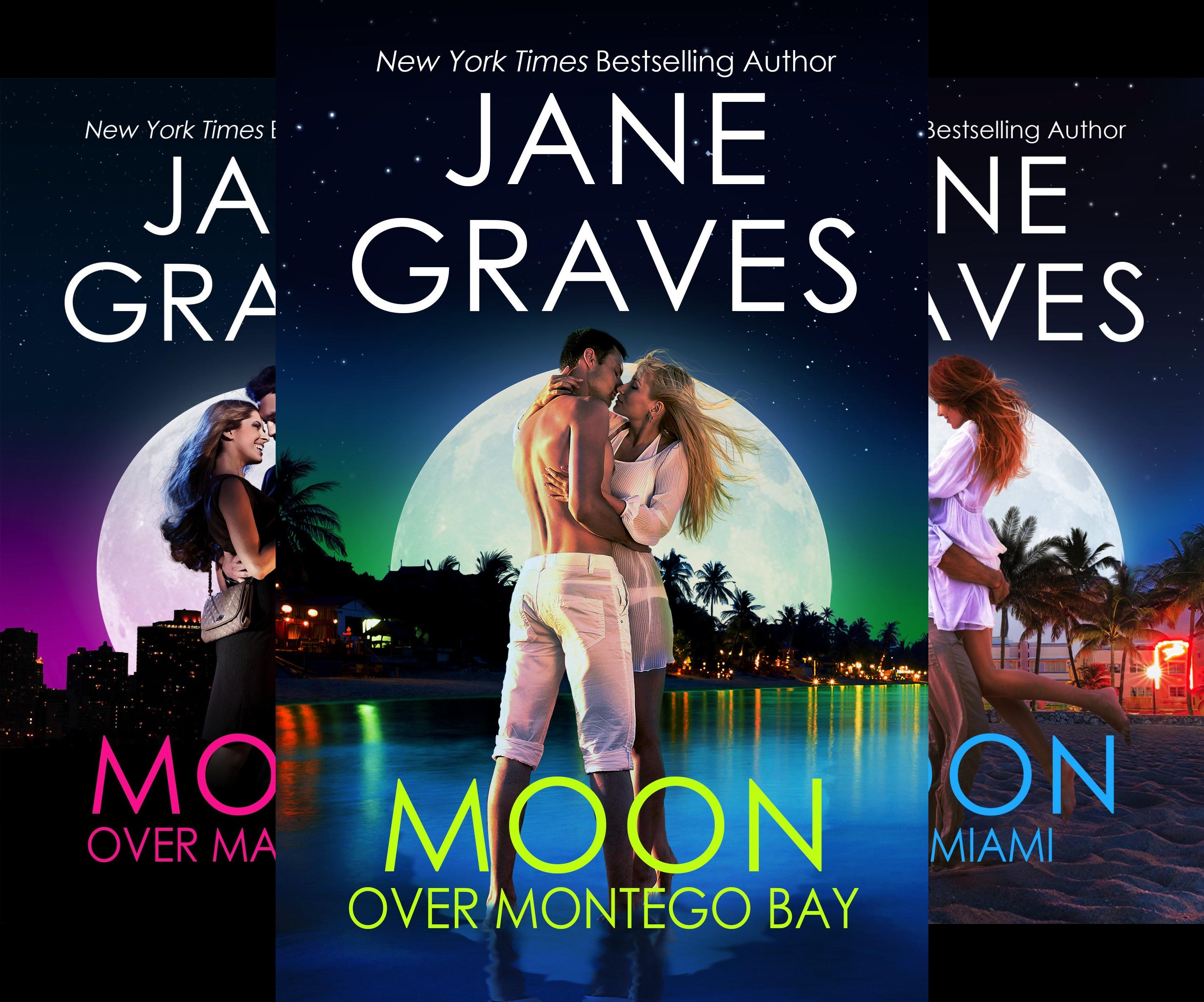 Moon Series (3 Book Series)
