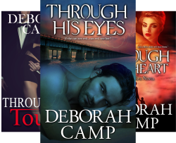 Mind's Eye (3 Book Series) by  Deborah Camp
