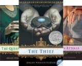 The Queen's Thief Series (4 books)