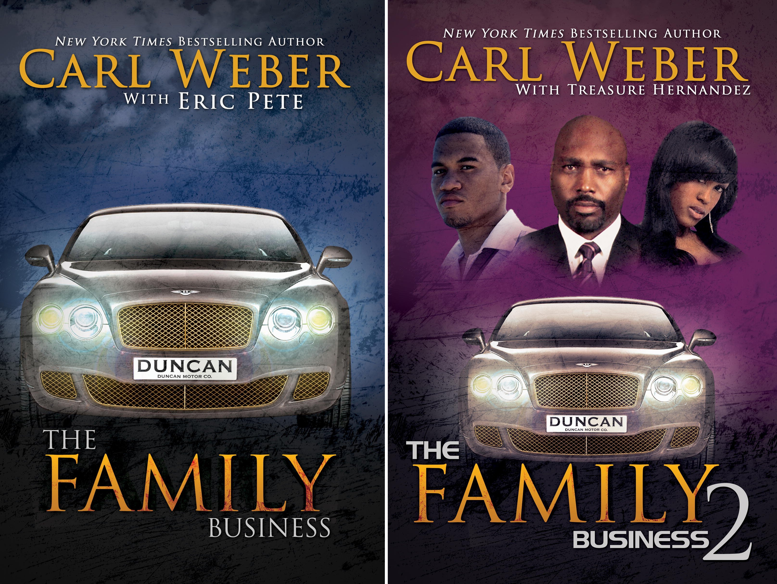 The Family Business (2 Book Series)