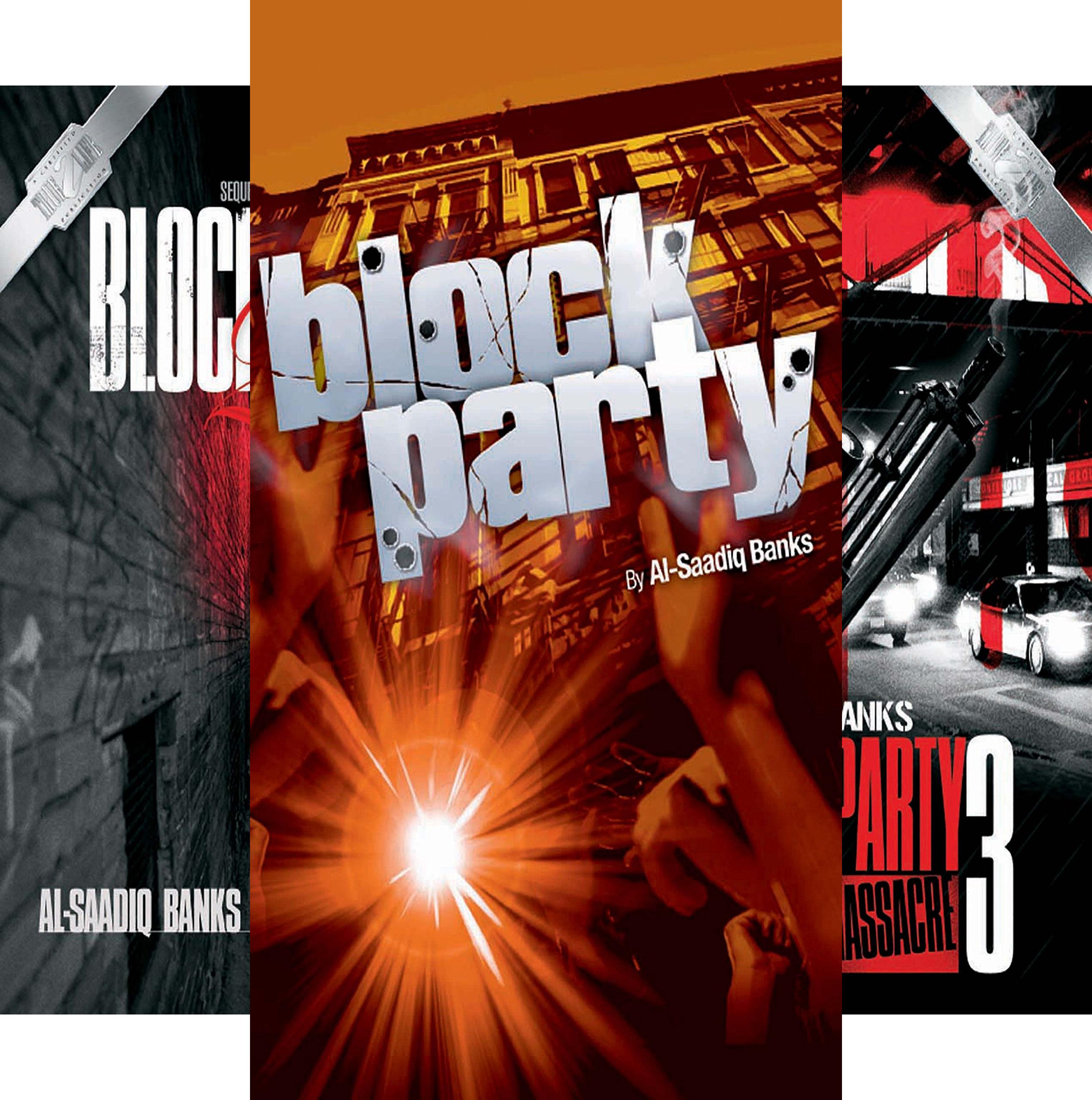 Block Party (4 Book Series)