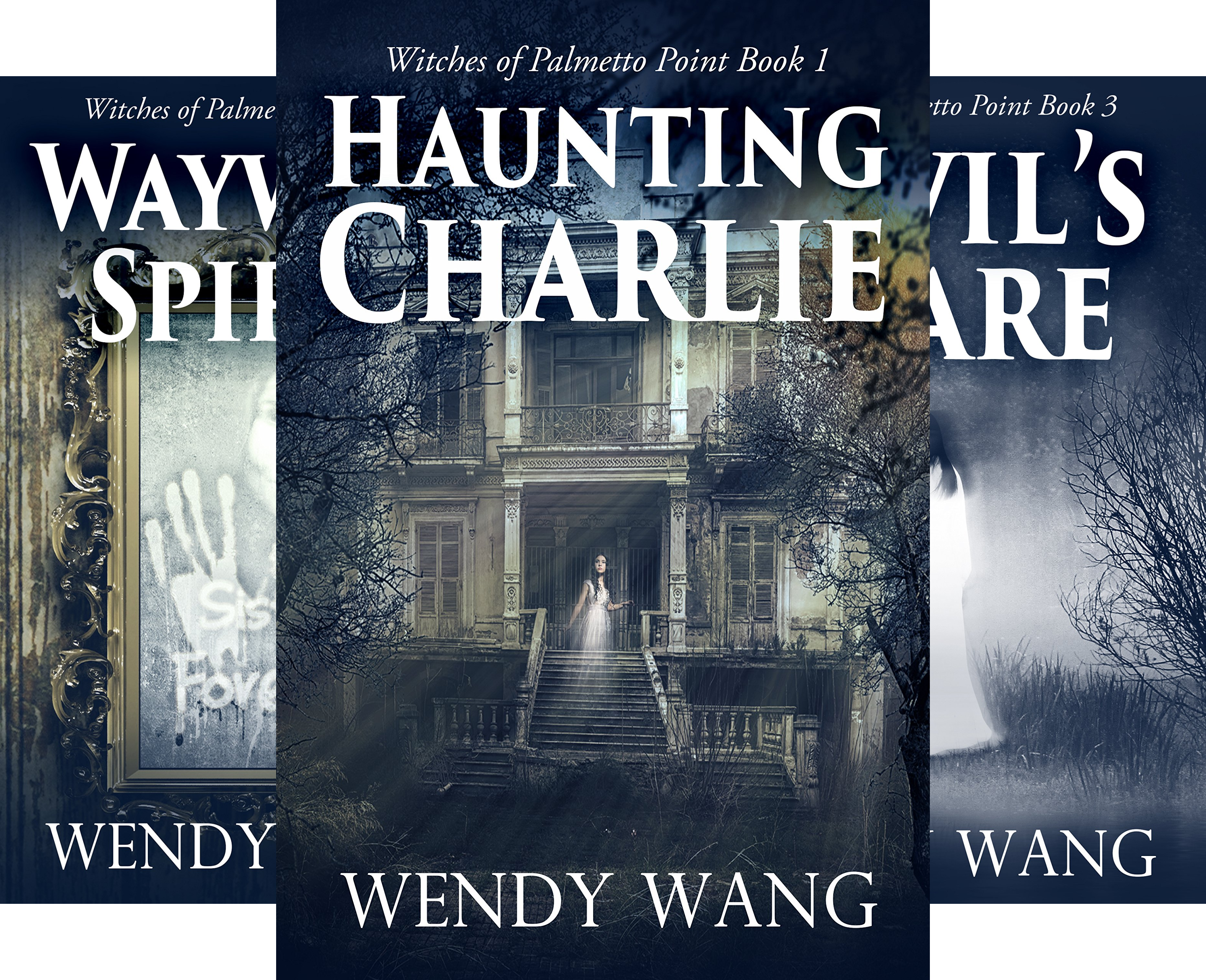 Witches of Palmetto Point (4 Book Series)