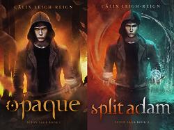 Scion Saga (2 Book Series) by  Calix Leigh-Reign