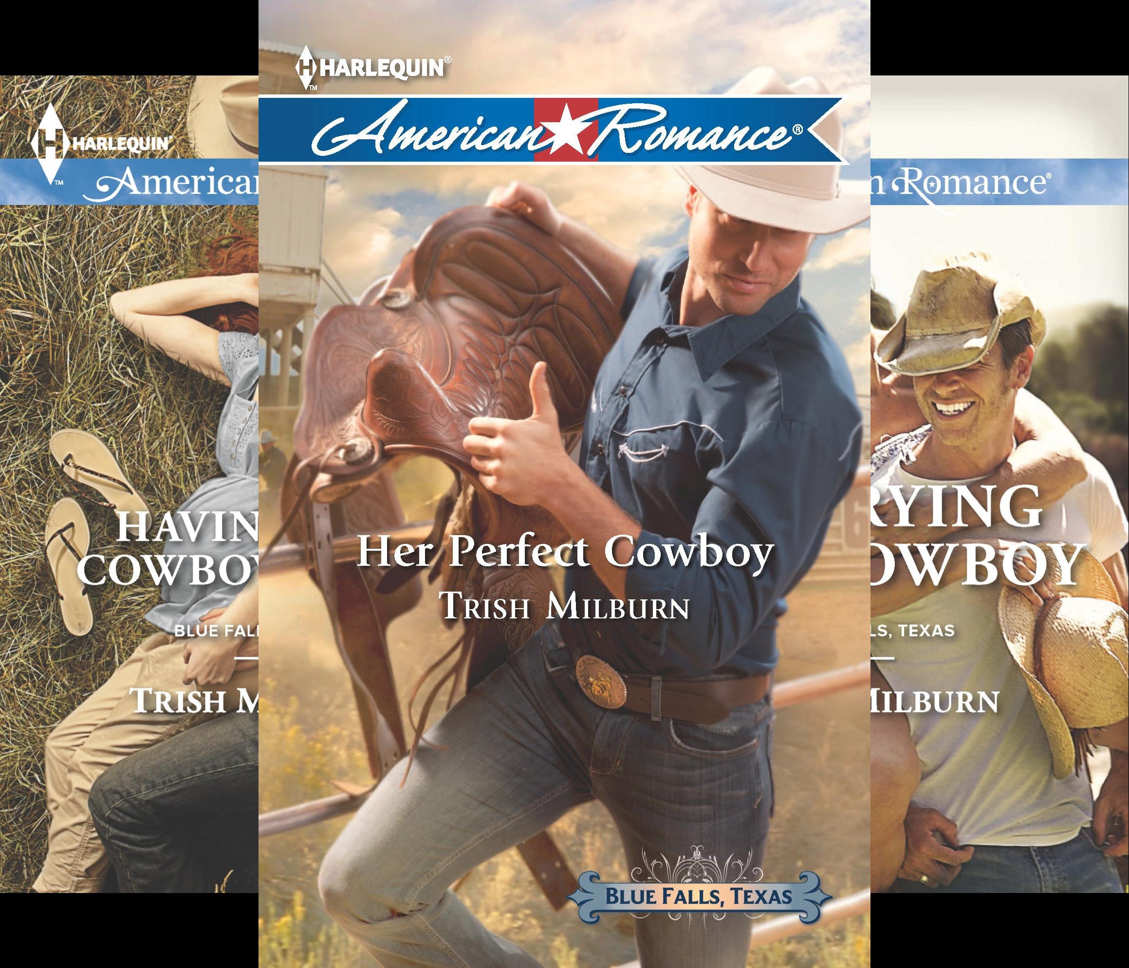 Blue Falls, Texas (13 Book Series)
