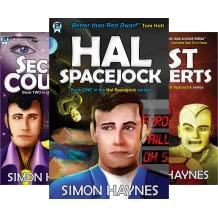 Hal Spacejock (7 Book Series)