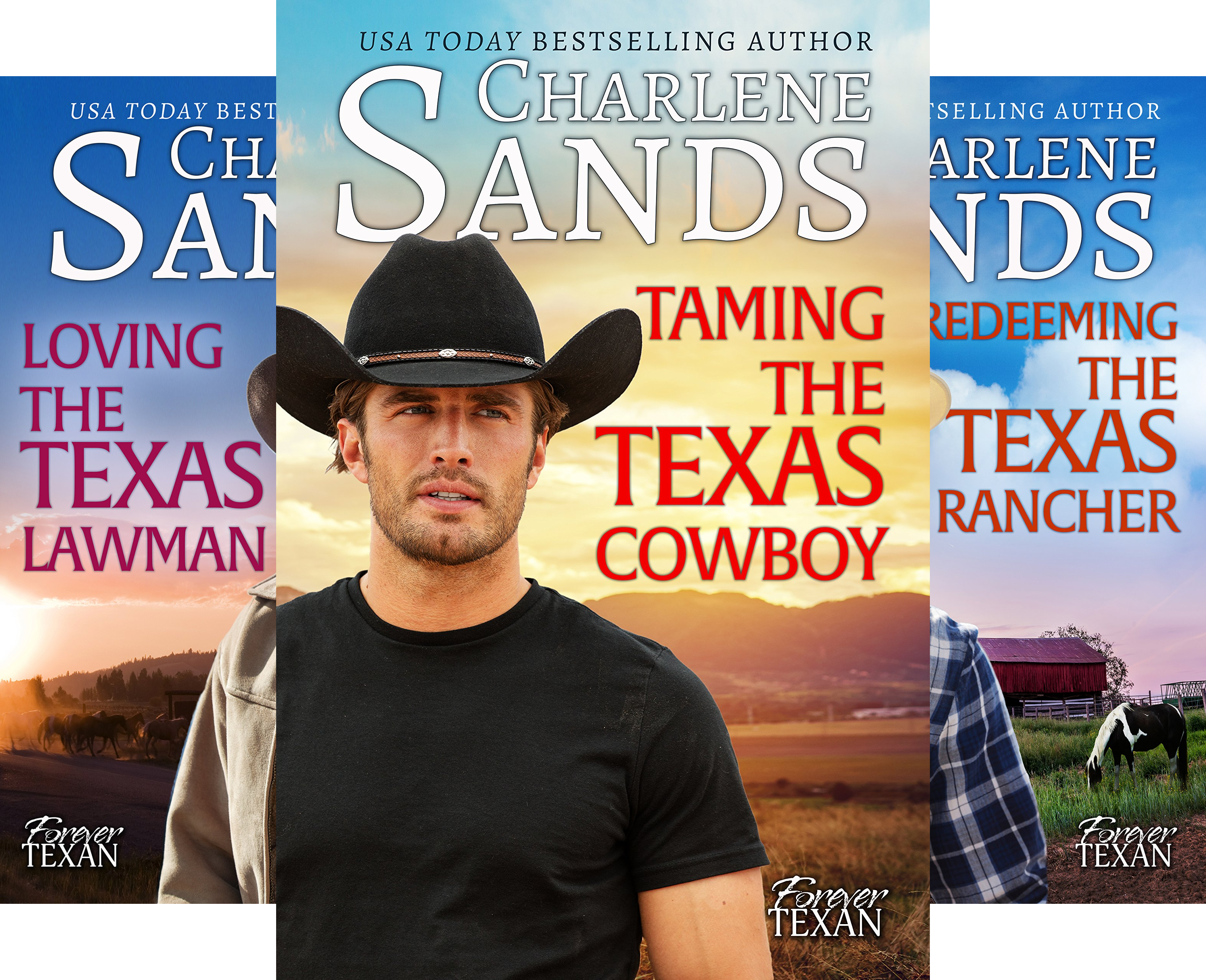 Forever Texan (3 Book Series)