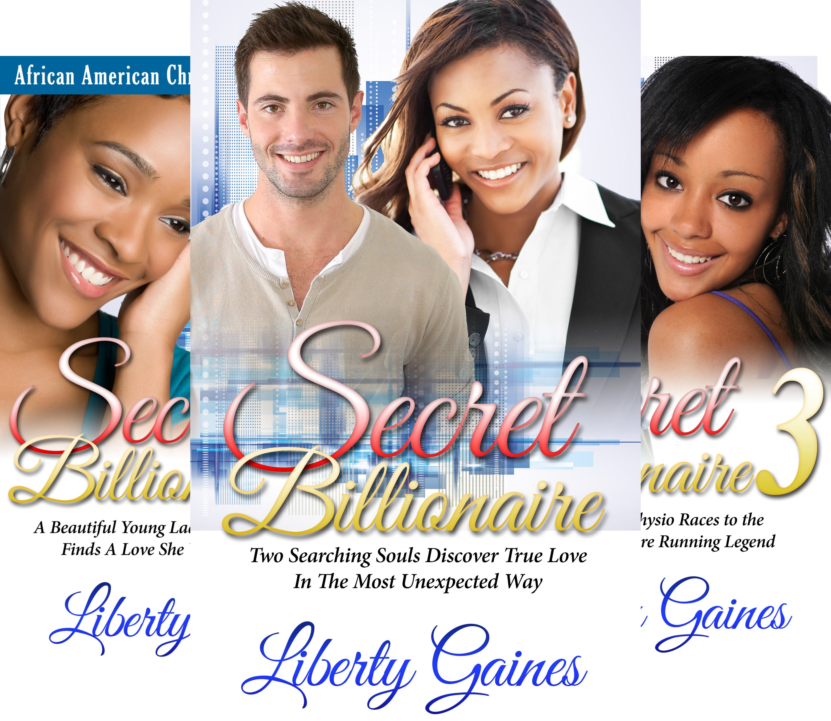 Books : Secret Billionaire (3 Book Series)