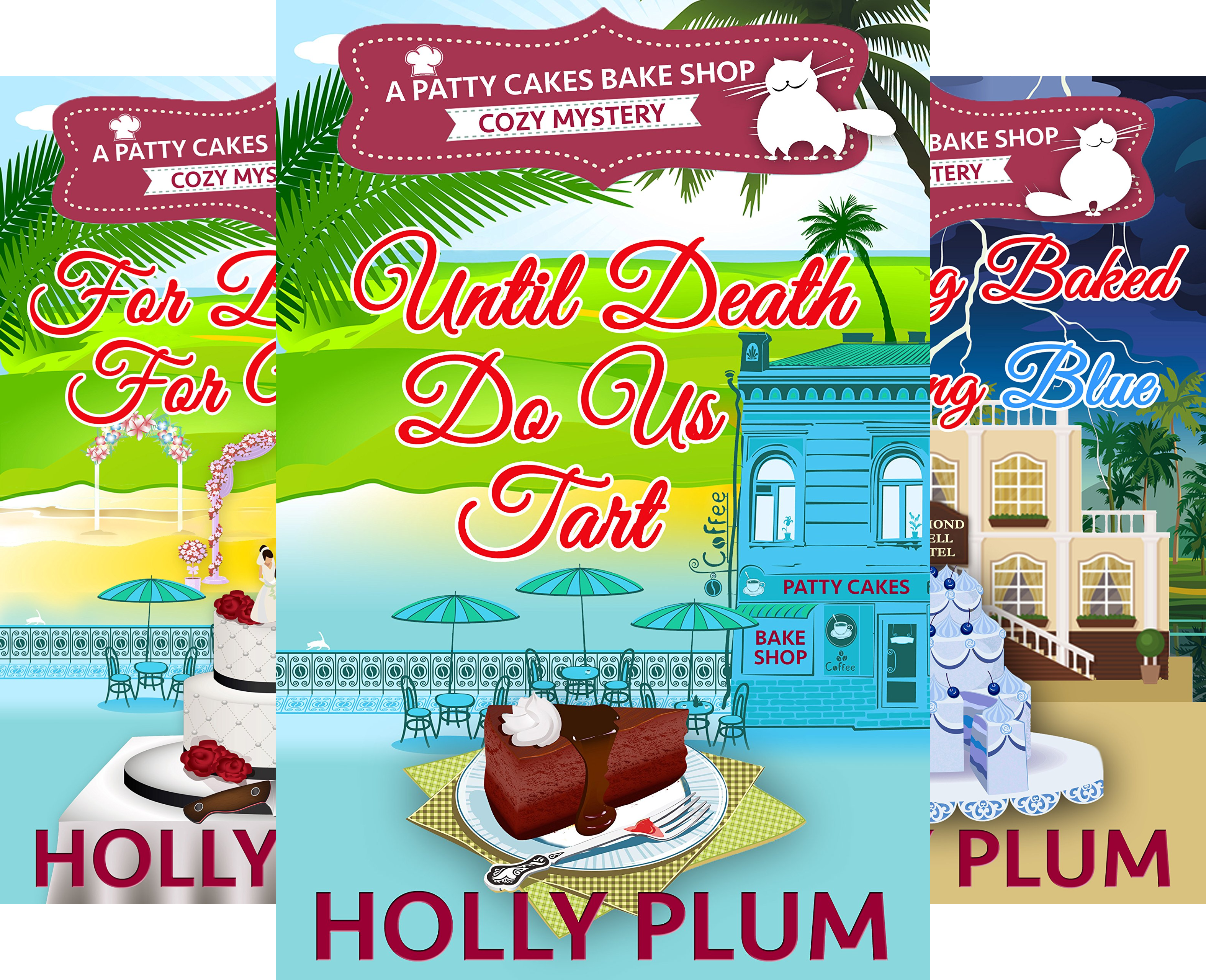 Patty Cakes Bake Shop Cozy Mystery Series (5 Book Series)