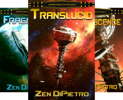 Dragonfire Station (3 Book Series) by  Zen DiPietro