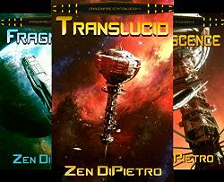 Dragonfire Station (3 Book Series) by  Zen DiPietro