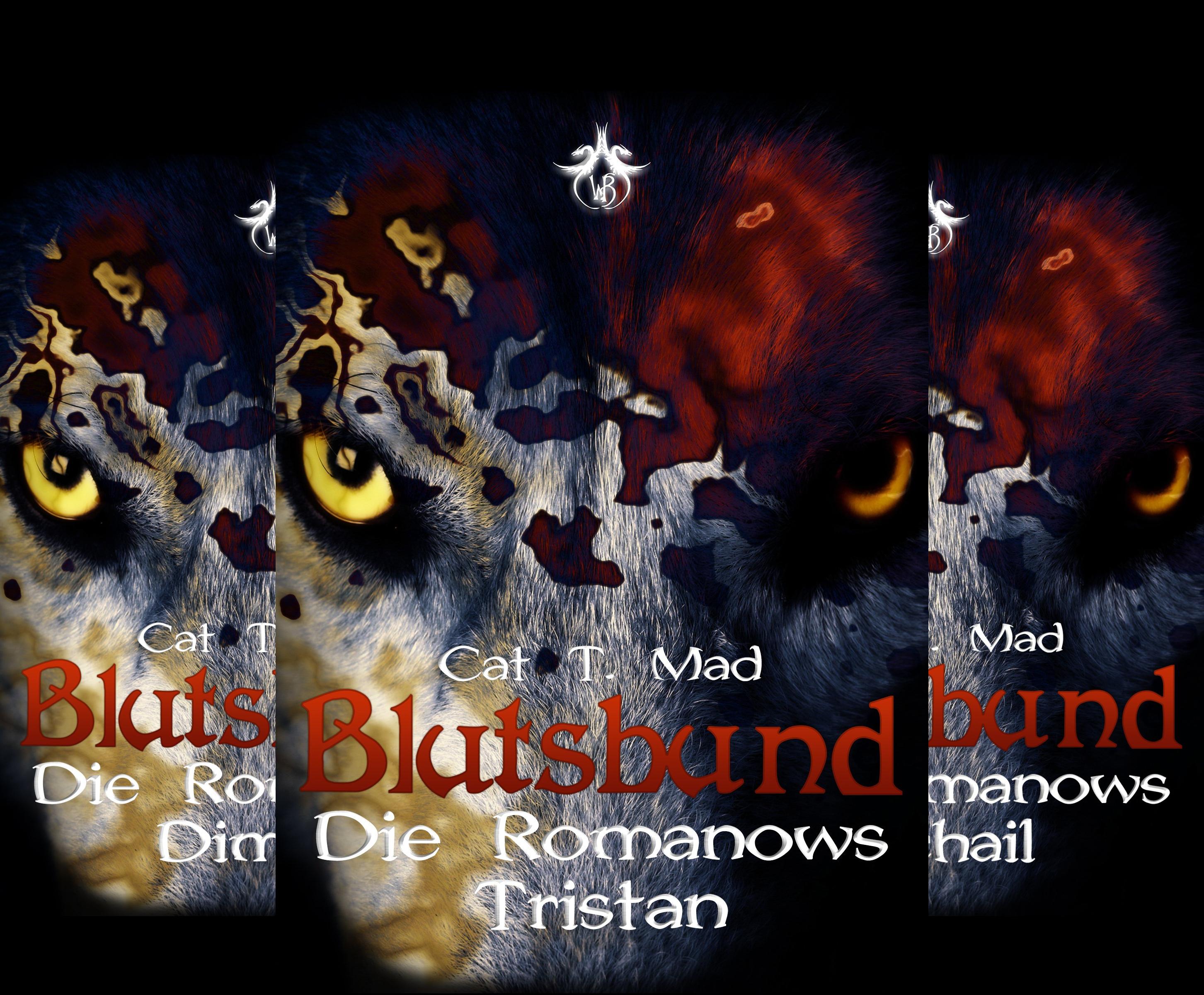 Blutsbund (Reihe in 7 - Mad Cats Band