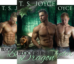 Harper's Mountains (5 Book Series) by  T. S. Joyce