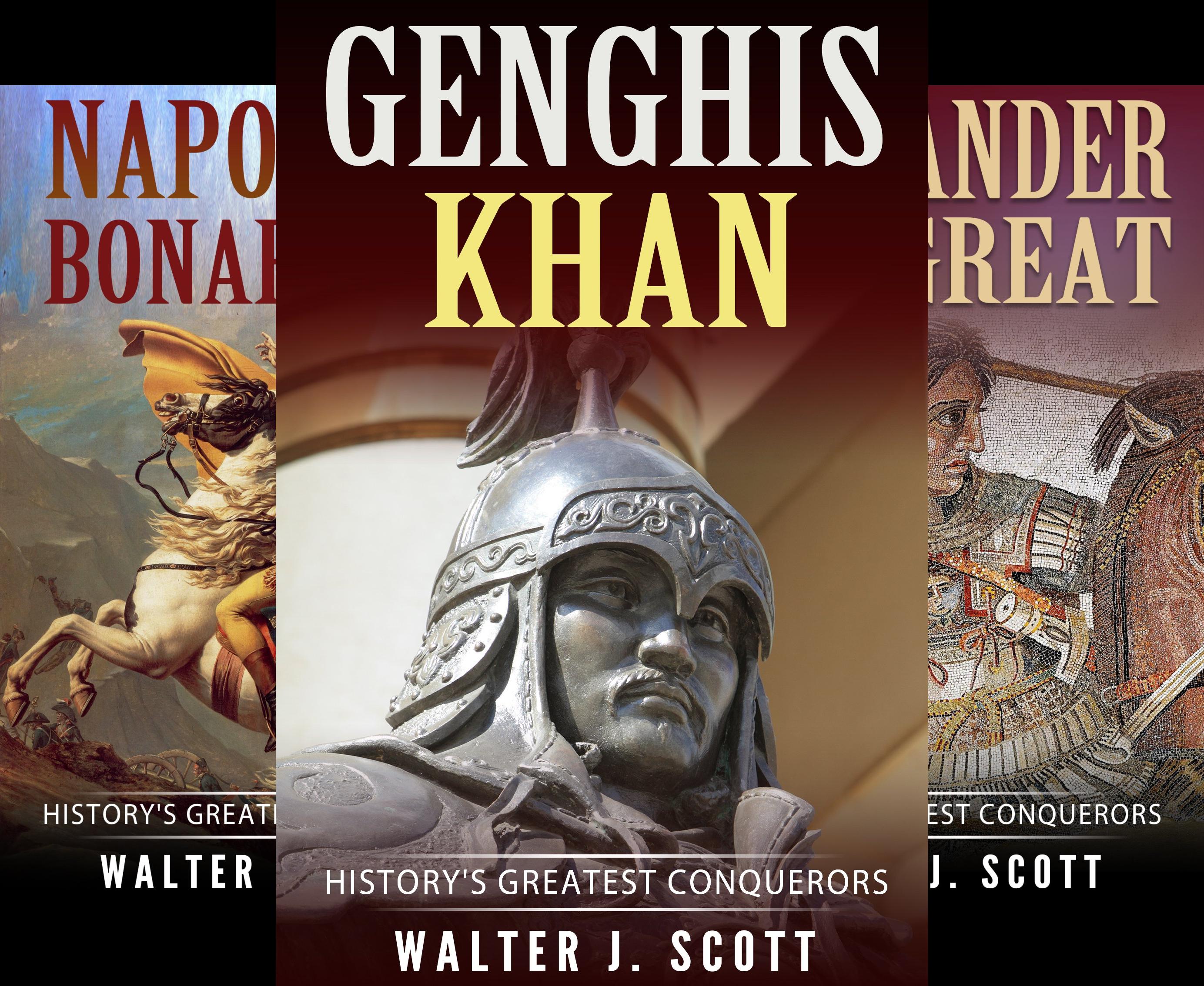 World's Conquerors (4 Book Series)