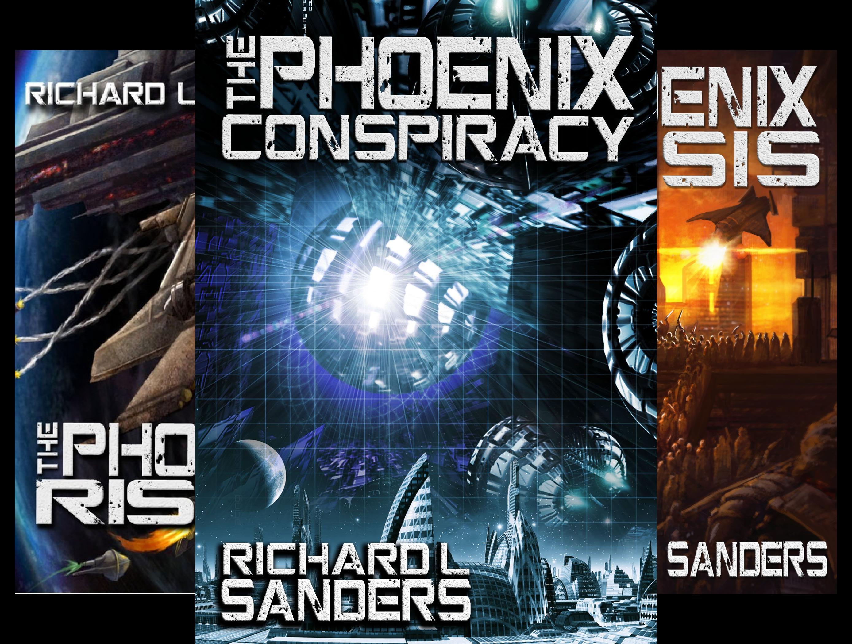 The Phoenix Conspiracy Series (7 Book Series)