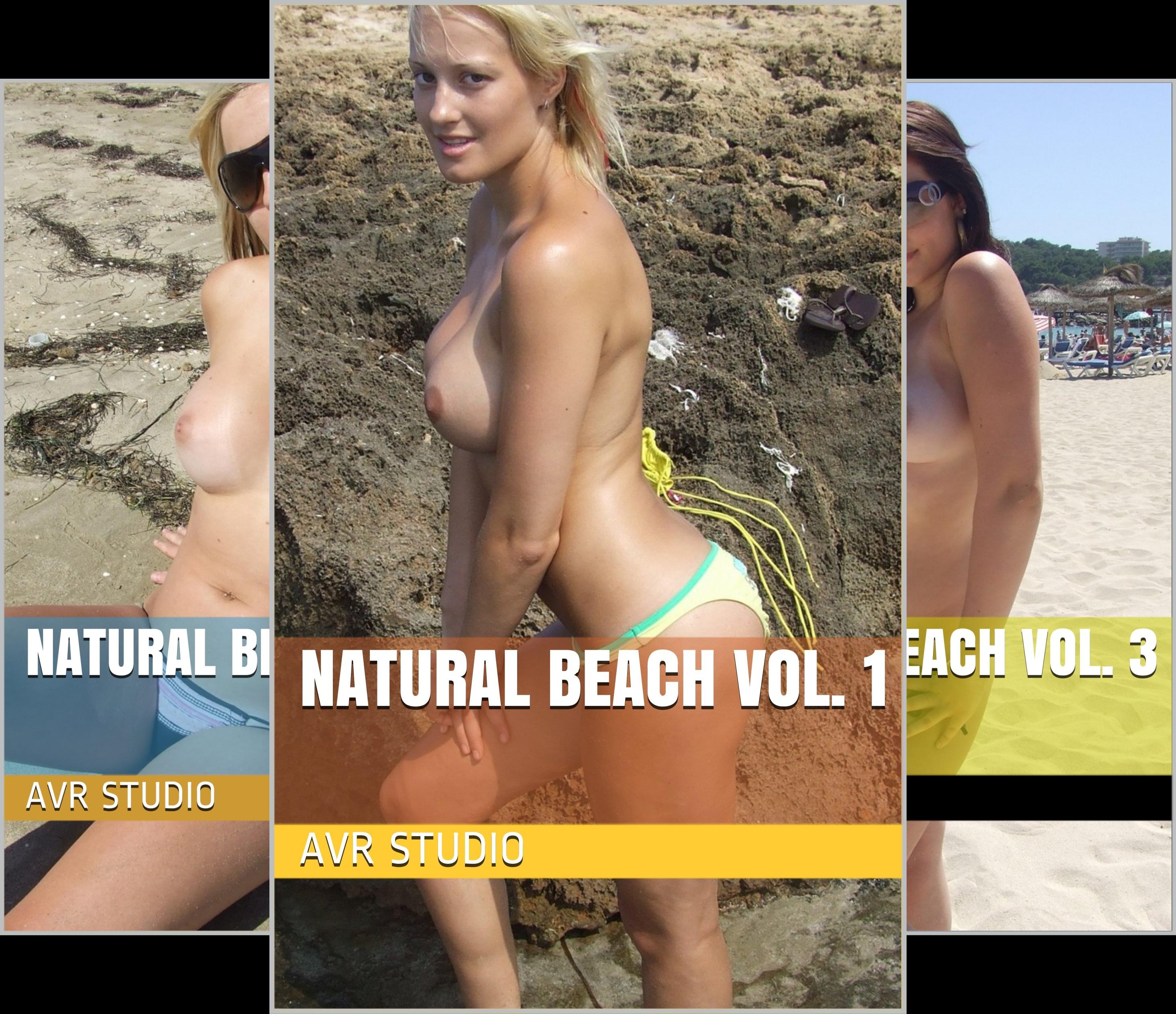 Natural Beach (15 Book Series)