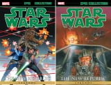 img - for Epic Collection: Star Wars (2 Book Series) book / textbook / text book