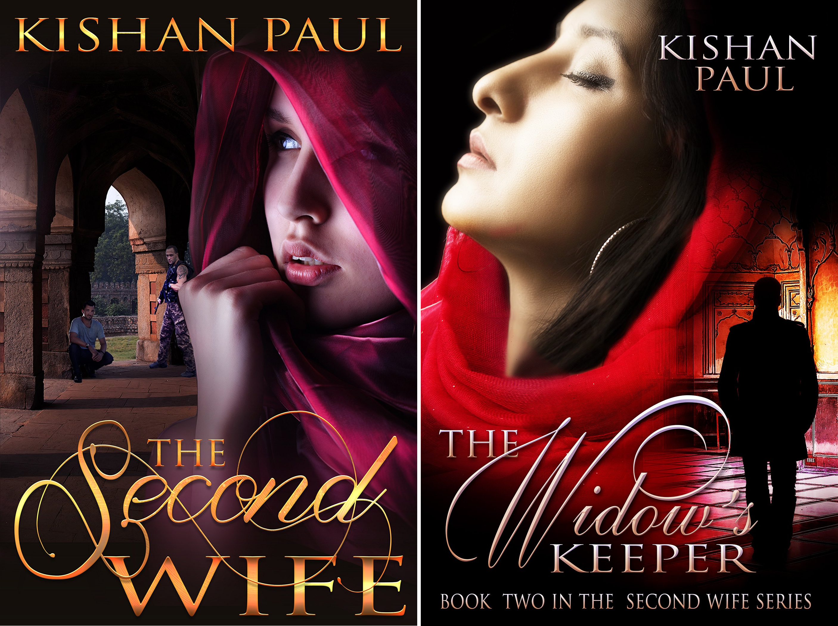 The Second Wife Series (2 Book Series)