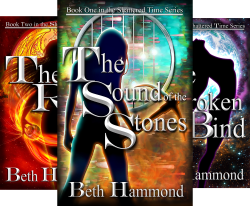 Shattered Time (3 Book Series) by  Beth Hammond
